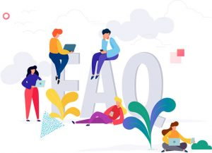 a link building services faq image