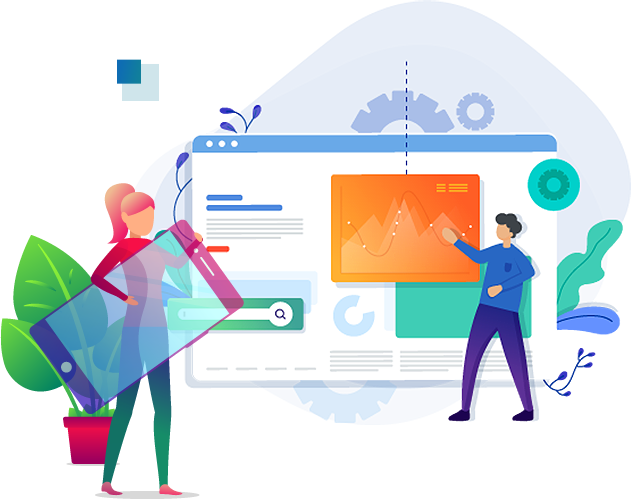 image representing a digital marketing strategy