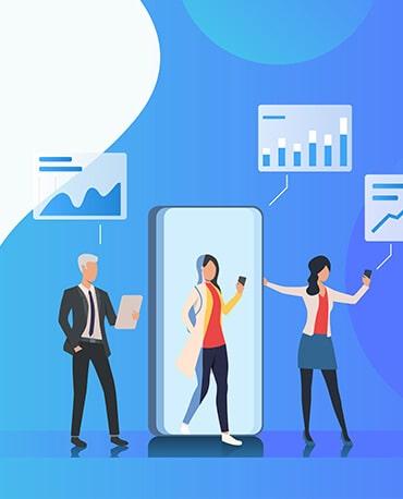 Website management image